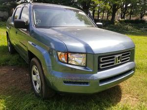Honda Ridgeline 2008 RTL Gray | Cars for sale in Lagos State, Magodo
