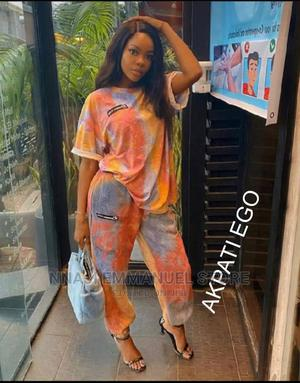 Female Quality Trowser With Tops   Clothing for sale in Lagos State, Ogba