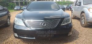 Lexus LS 2007 460 Luxury Sedan Black | Cars for sale in Abuja (FCT) State, Central Business Dis