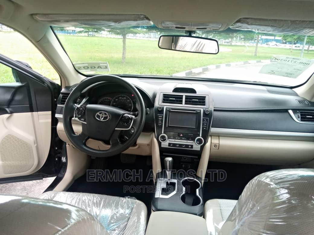 Toyota Camry 2012 Black   Cars for sale in Warri, Delta State, Nigeria