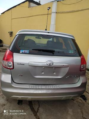Toyota Matrix 2004 Silver | Cars for sale in Lagos State, Ojodu