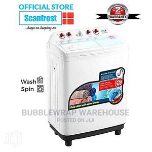 Scanfrost 6.8kg Semi Automatic Washing Machine   Home Appliances for sale in Lagos State, Yaba