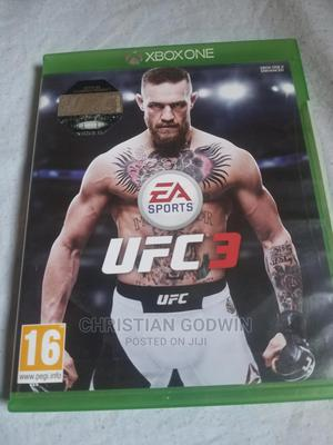 UFC 3 Game Disc for Xbox One X | Video Games for sale in Lagos State, Ikorodu