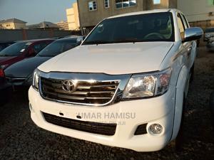 Toyota Hilux 2014 White | Cars for sale in Kaduna State, Kaduna / Kaduna State