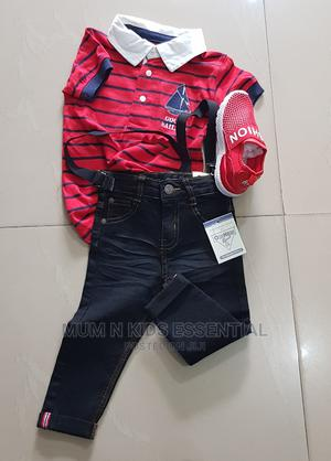 Jeans and Sweatshirt Combo | Children's Clothing for sale in Lagos State, Isolo