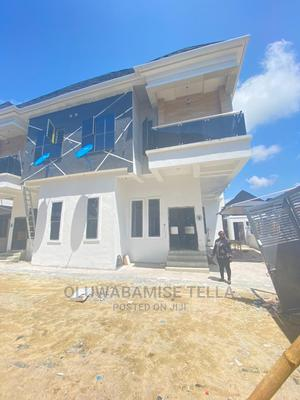 For Sale: 4 Bedroom Semi-Detached Duplex With Bq | Houses & Apartments For Sale for sale in Lekki, Chevron
