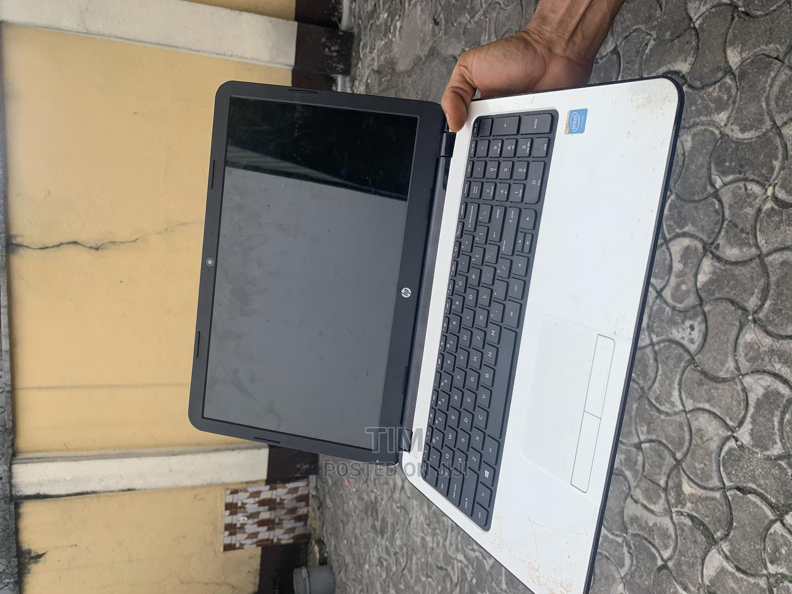 Laptop HP 15 4GB Intel HDD 500GB | Laptops & Computers for sale in Port-Harcourt, Rivers State, Nigeria