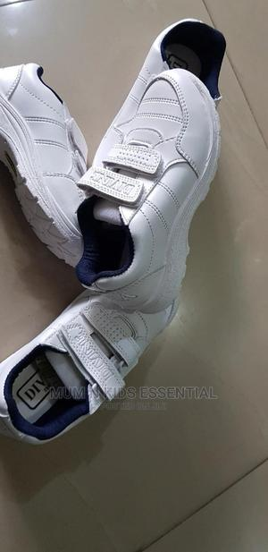 Kids White Canvas Shoes | Children's Shoes for sale in Lagos State, Isolo