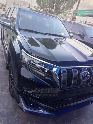 Toyota Land Cruiser Prado 2021 4.0 Black   Cars for sale in Lagos State, Maryland