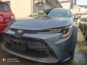 Toyota Corolla 2019 LE (1.8L 4cyl 2A) Gray | Cars for sale in Lagos State, Surulere