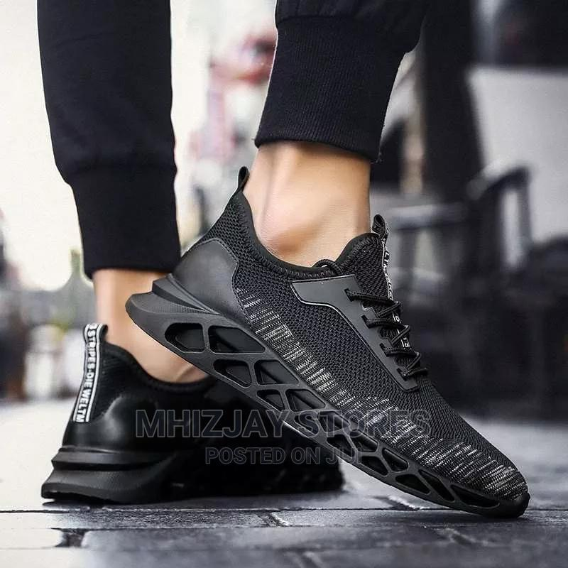 Men Sneakers Wild Sports Casual Men Shoes | Shoes for sale in Alimosho, Lagos State, Nigeria
