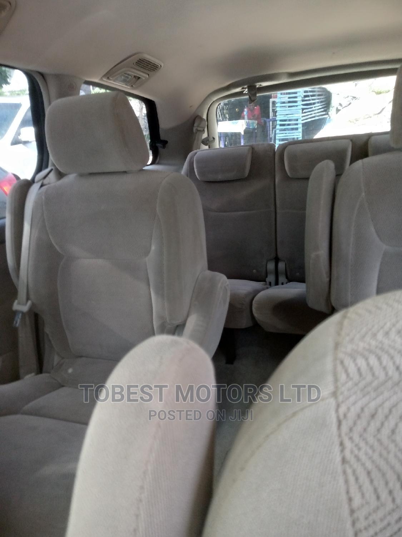 Archive: Toyota Sienna 2007 XLE 4WD White