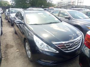 Hyundai Sonata 2011 Blue | Cars for sale in Lagos State, Amuwo-Odofin