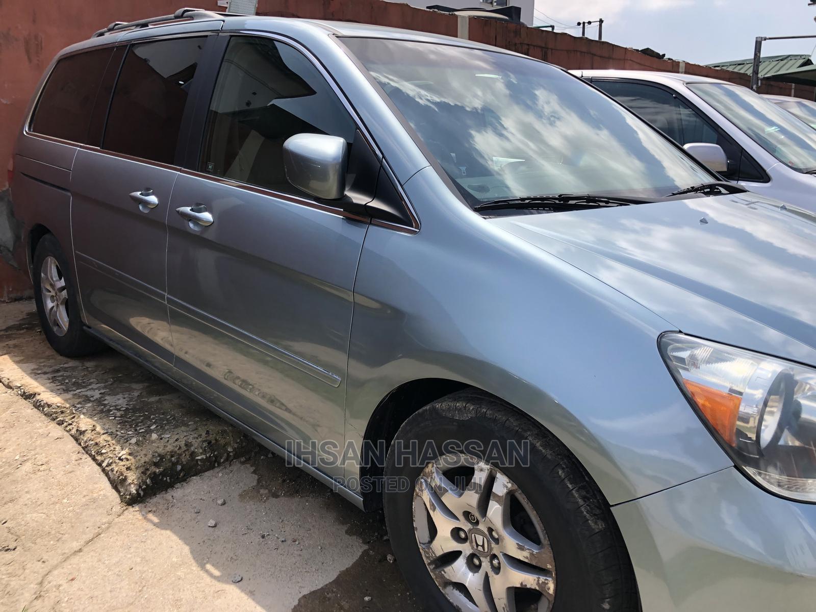 Honda Odyssey 2006 EX Blue | Cars for sale in Ikeja, Lagos State, Nigeria
