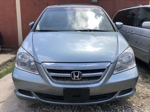 Honda Odyssey 2006 EX Blue | Cars for sale in Lagos State, Ikeja