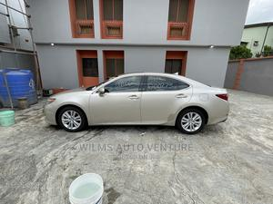 Lexus ES 2013 Gold | Cars for sale in Lagos State, Ikeja