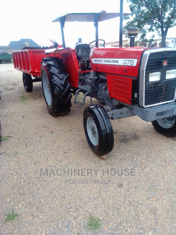 Tractors MF 375 Horse Power | Heavy Equipment for sale in Kaduna / Kaduna State, Kaduna State, Nigeria