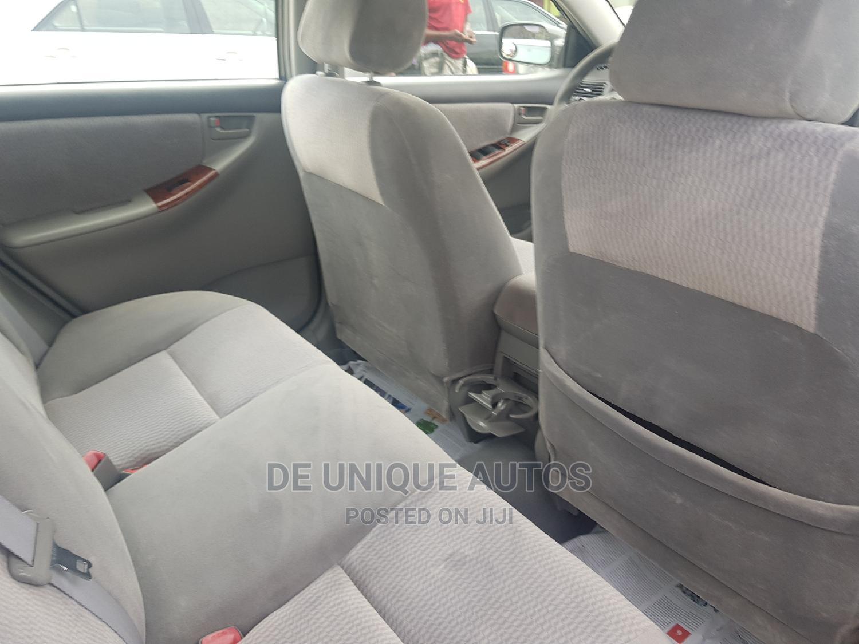 Toyota Corolla 2006 LE Gray   Cars for sale in Amuwo-Odofin, Lagos State, Nigeria