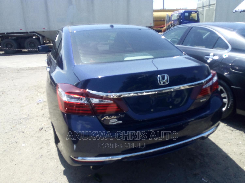 Honda Accord 2014 Blue | Cars for sale in Amuwo-Odofin, Lagos State, Nigeria
