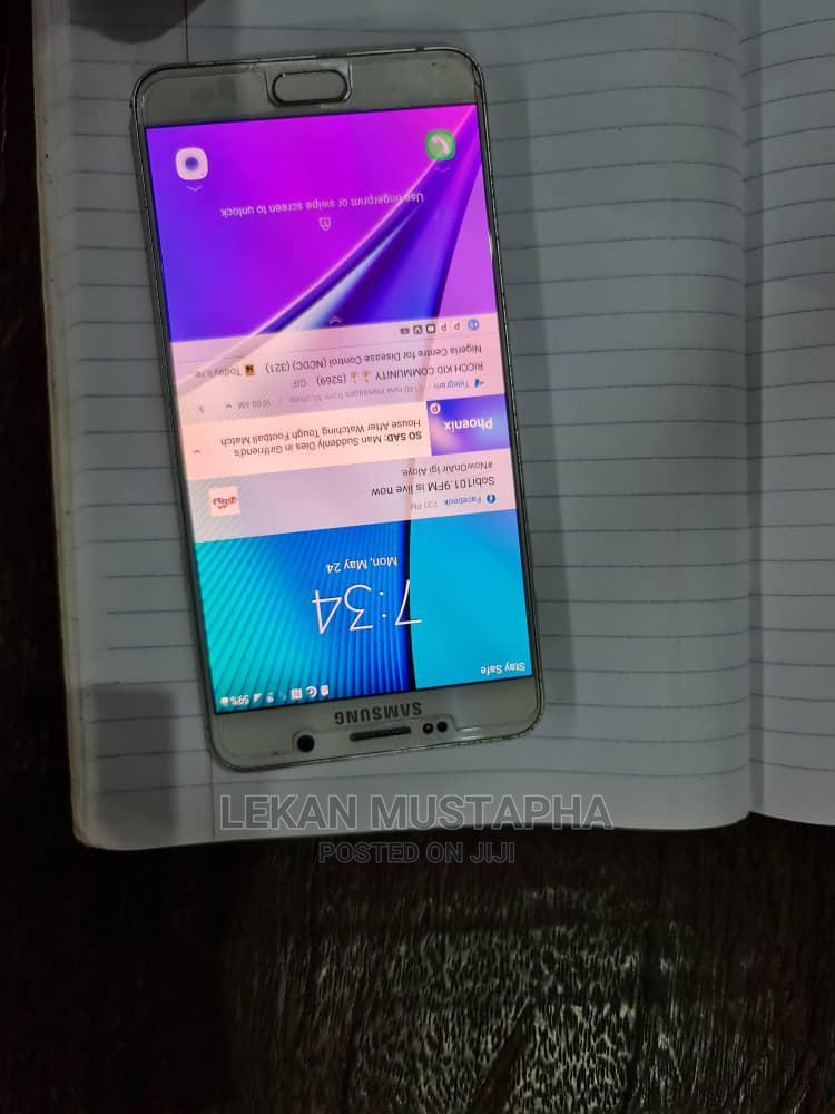 Archive: Samsung Galaxy Note 5 64 GB White