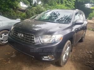 Toyota Highlander 2010 Sport Gray | Cars for sale in Lagos State, Surulere