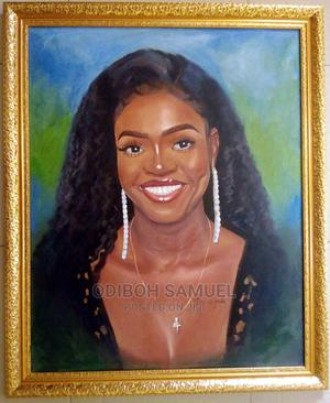 Portrait Painting | Arts & Crafts for sale in Lagos State, Abule Egba