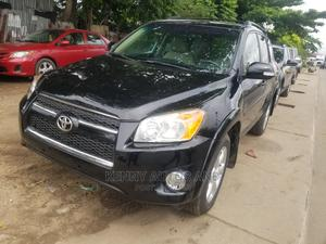 Toyota RAV4 2012 2.5 Limited 4x4 Black | Cars for sale in Lagos State, Surulere