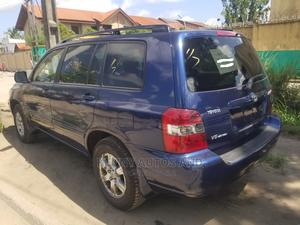 Toyota Highlander 2005 Blue | Cars for sale in Lagos State, Amuwo-Odofin