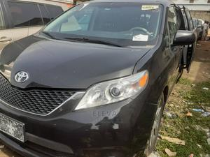 Toyota Sienna 2012 SE 8 Passenger Black   Cars for sale in Lagos State, Maryland