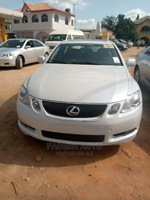 Lexus GS 2006 White   Cars for sale in Lagos State, Abule Egba