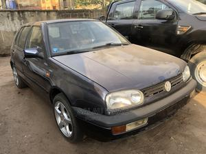 Volkswagen Golf 2002 Blue | Cars for sale in Lagos State, Abule Egba