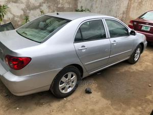 Toyota Corolla 2007 LE Silver   Cars for sale in Lagos State, Isolo