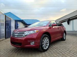 Toyota Venza 2012 AWD Red | Cars for sale in Lagos State, Surulere