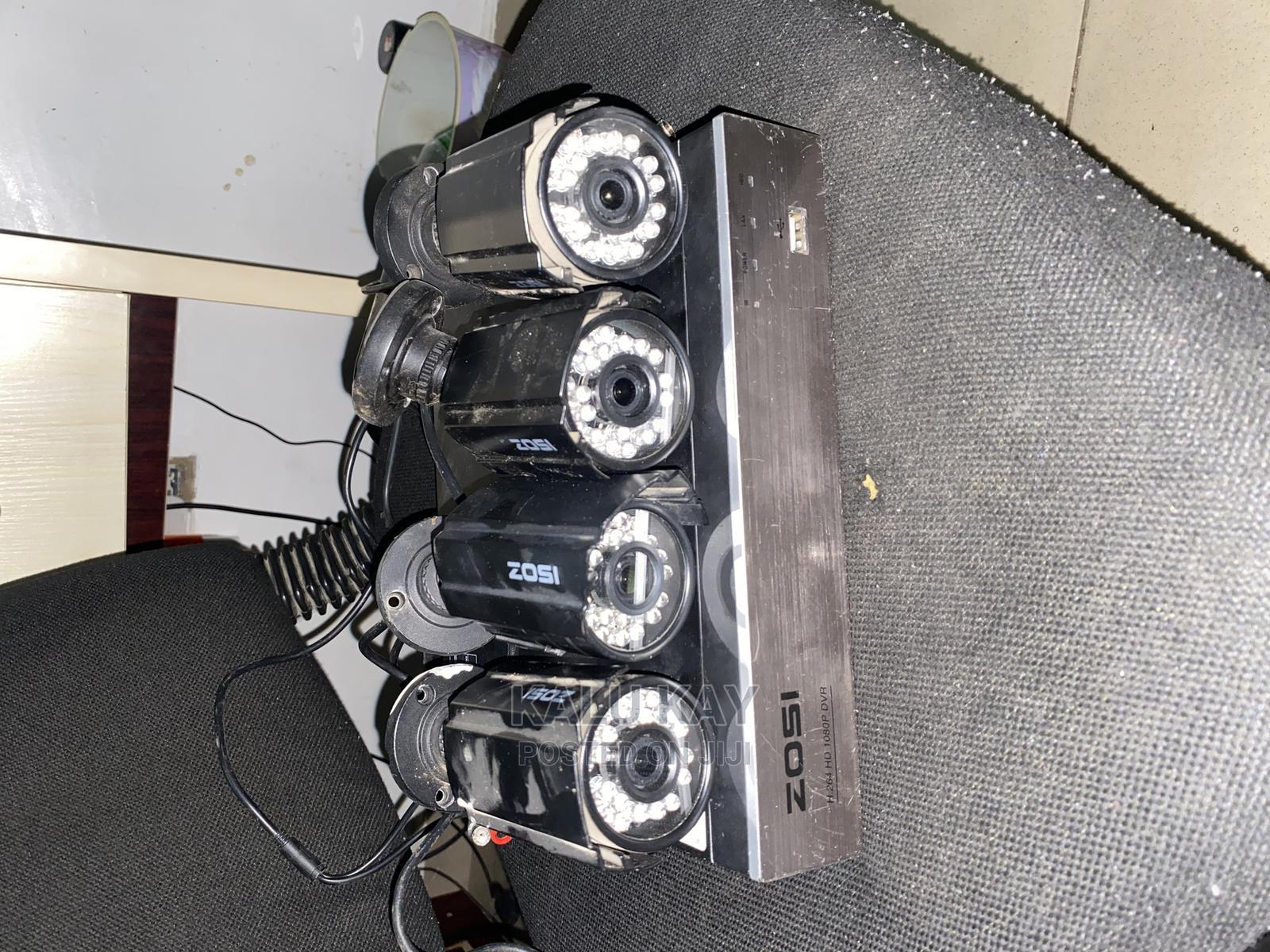 Archive: Zosi H.264 HD Cctv Camera