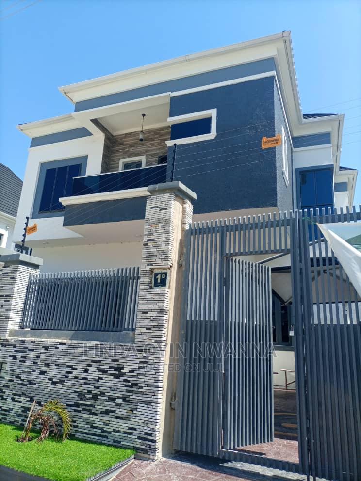 4 Bedroom Fully Detached Duplex