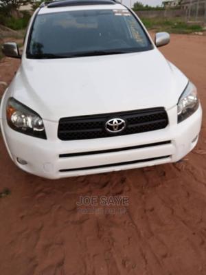 Toyota RAV4 2007 2.0 4x4 White   Cars for sale in Lagos State, Ikeja