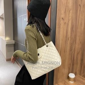 Leather Bag  Chain Hand Bag  Spacious Bag in All Colours | Bags for sale in Lagos State, Alimosho
