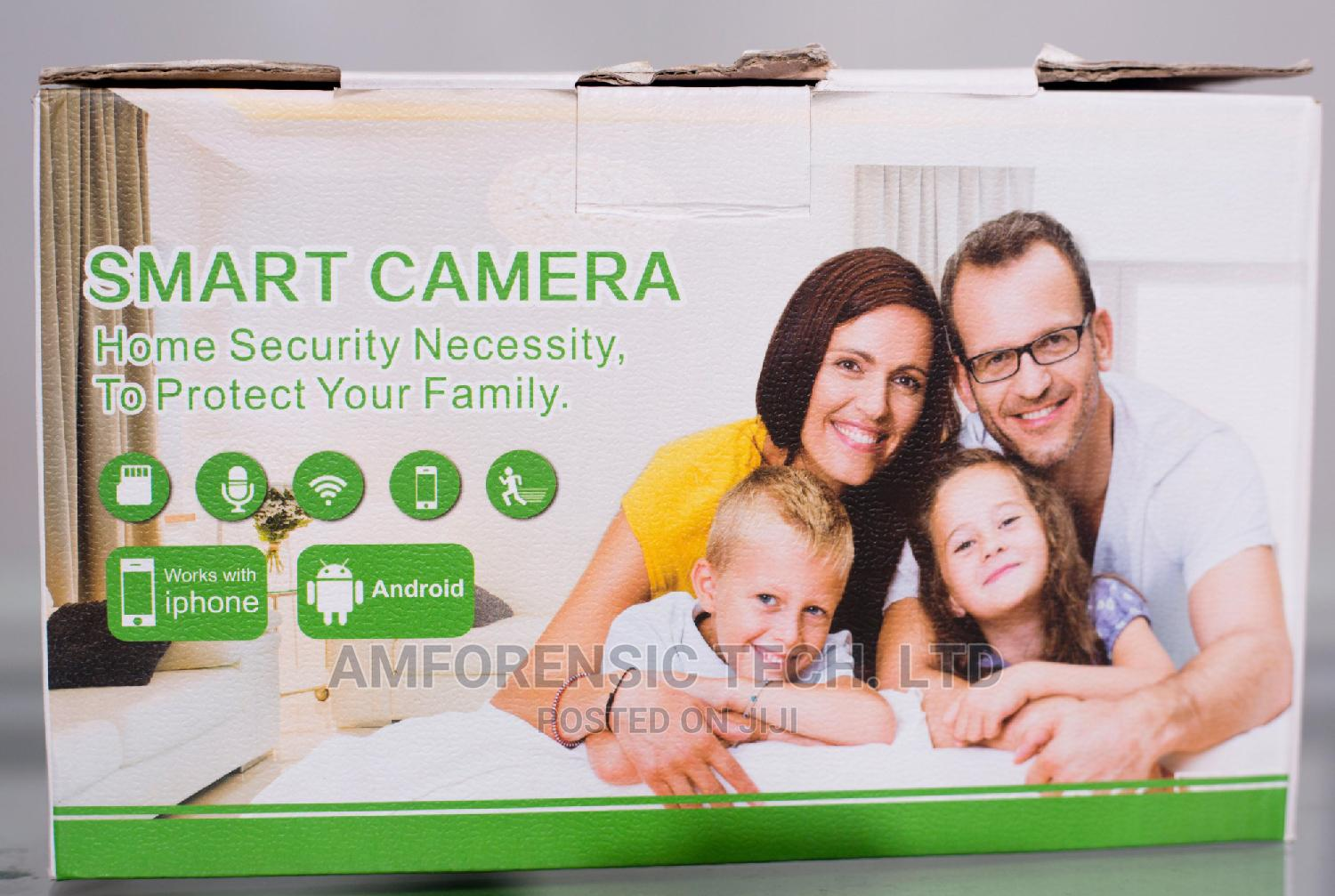 Smart Wifi IP Camera. | Security & Surveillance for sale in Wuse 2, Abuja (FCT) State, Nigeria