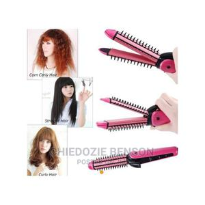 3 In 1 Hair Straightener Curler Comb   Tools & Accessories for sale in Lagos State, Shomolu