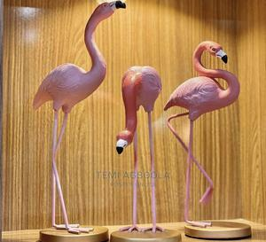 Flamingo Figurine | Arts & Crafts for sale in Lagos State, Ogba