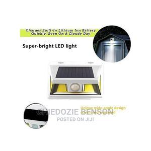 Atomic Beam Sunblast Motion Sensor Solar Led Light   Solar Energy for sale in Lagos State, Shomolu