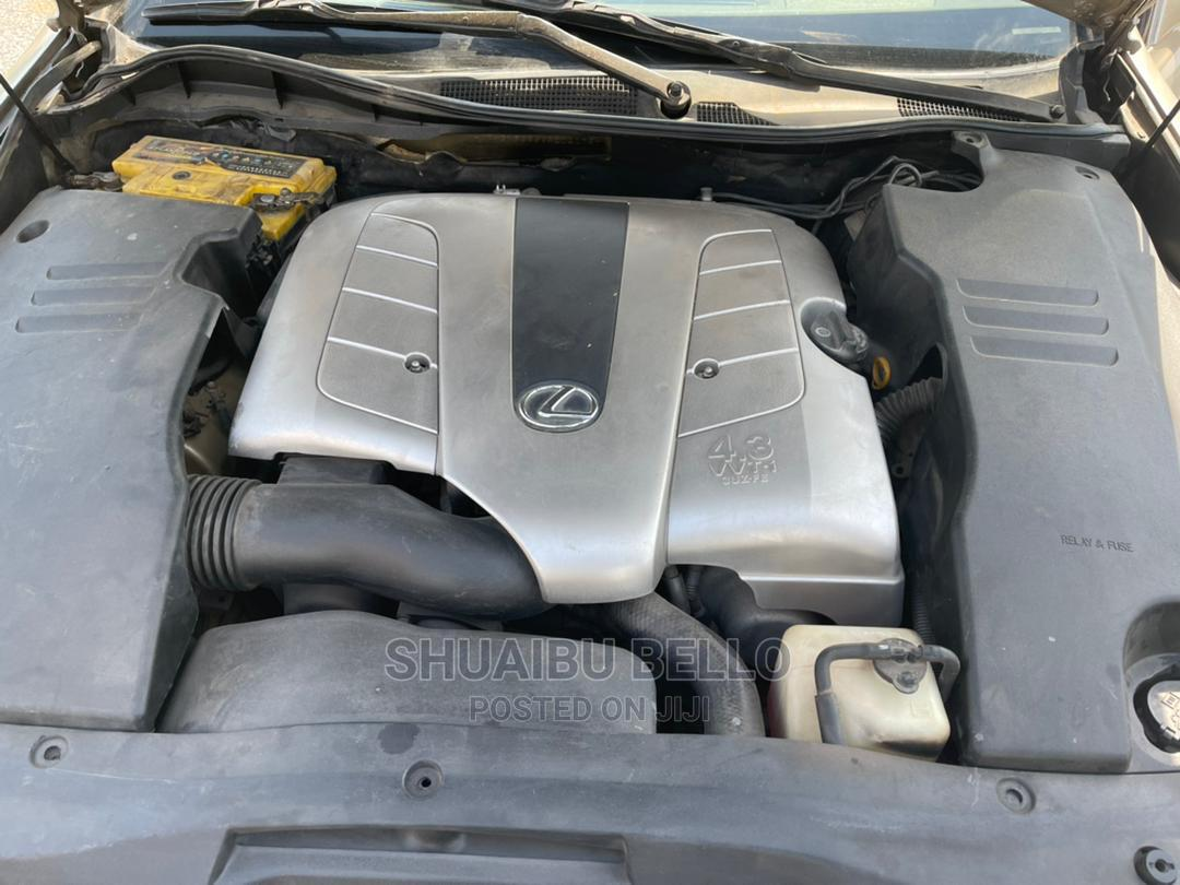 Lexus GS 2006 Gray | Cars for sale in Central Business Dis, Abuja (FCT) State, Nigeria