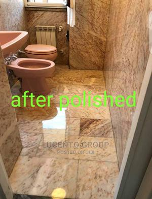 Marble, Granite, Terrrazzo Stone Restoration, Polishing | Cleaning Services for sale in Abuja (FCT) State, Guzape District