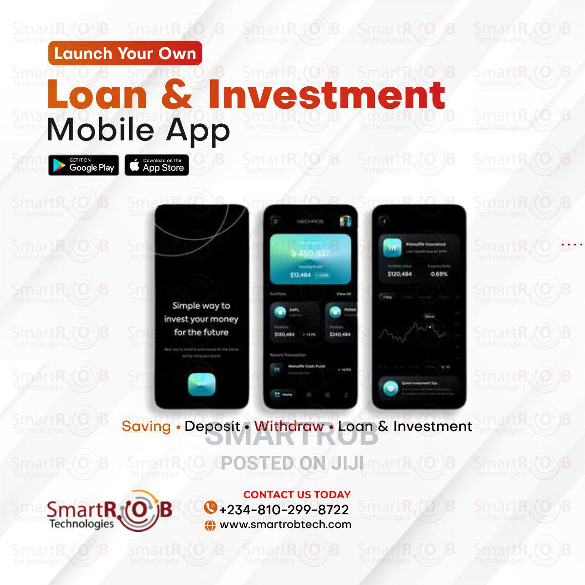 Mobile App Development | Computer & IT Services for sale in Surulere, Lagos State, Nigeria