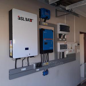 5kw Solar Inverter 25kw Lifepo4 Battery | Solar Energy for sale in Abuja (FCT) State, Gwarinpa