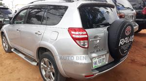 Toyota RAV4 2010 2.5 4x4 Silver | Cars for sale in Lagos State, Amuwo-Odofin