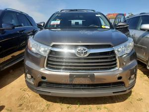 Toyota Highlander 2015 Gray | Cars for sale in Abuja (FCT) State, Central Business Dis