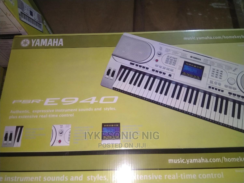Yamaha Keyboard PSR 940