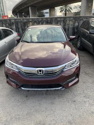 Honda Accord 2017 Red | Cars for sale in Lagos State, Surulere