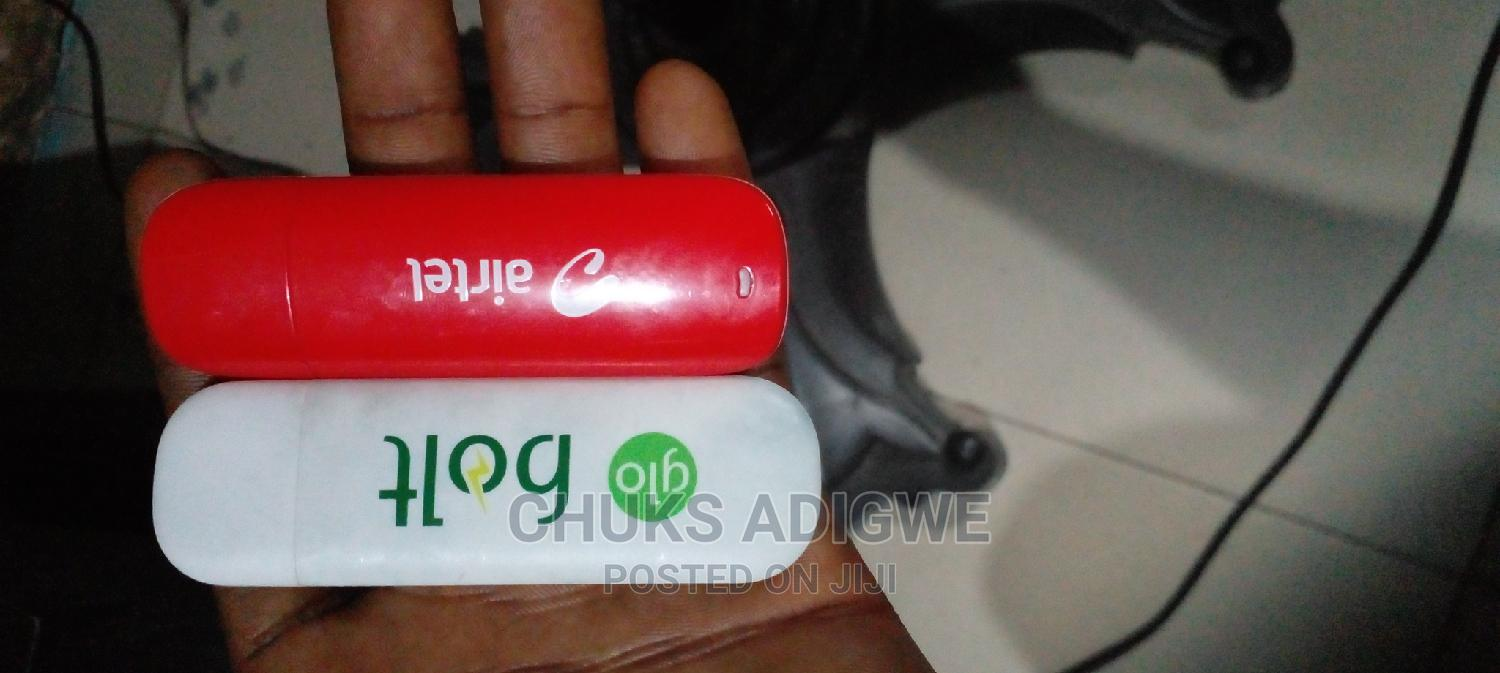 Archive: Airtel and Glo Bolt Modem